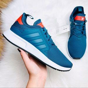 Adidas Originals X_PLR Teal Red